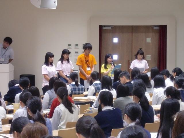 学科イベントの紹介