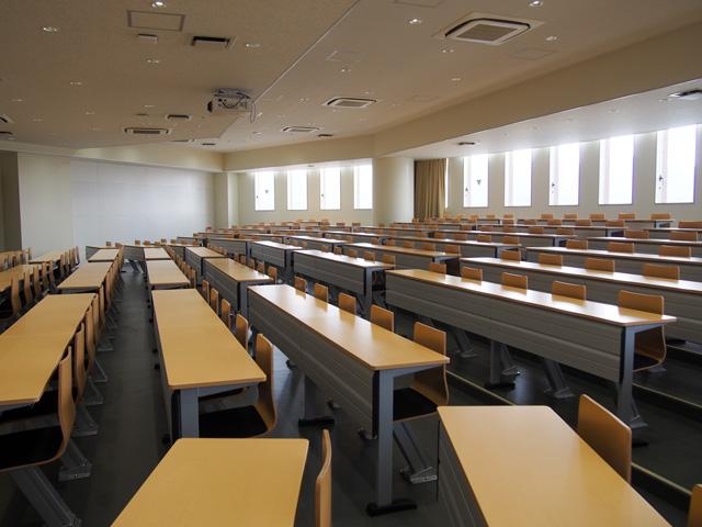 4階大教室