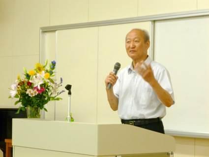 小学校講座① 桒原昭徳先生
