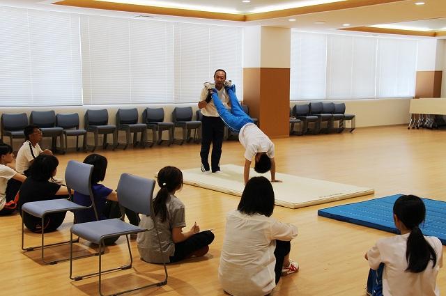 【体育講座】衣川 信直 先生