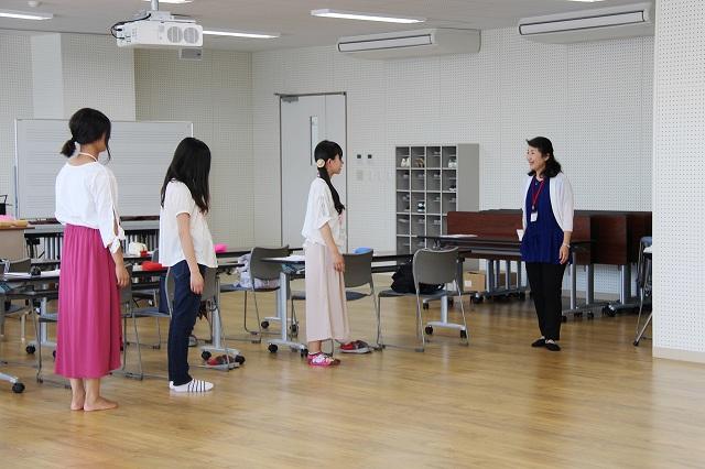【音楽講座】坂本 久美子  先生