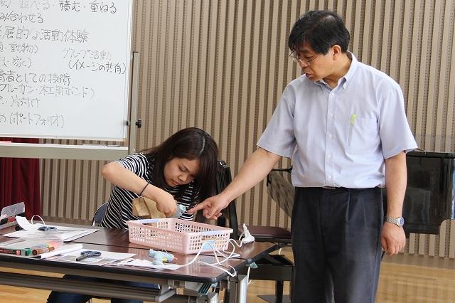 【造形講座】佐藤 智朗 先生