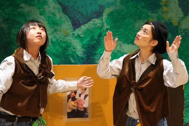 劇『おうさまのおひっこし』②