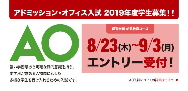 2019AO START!